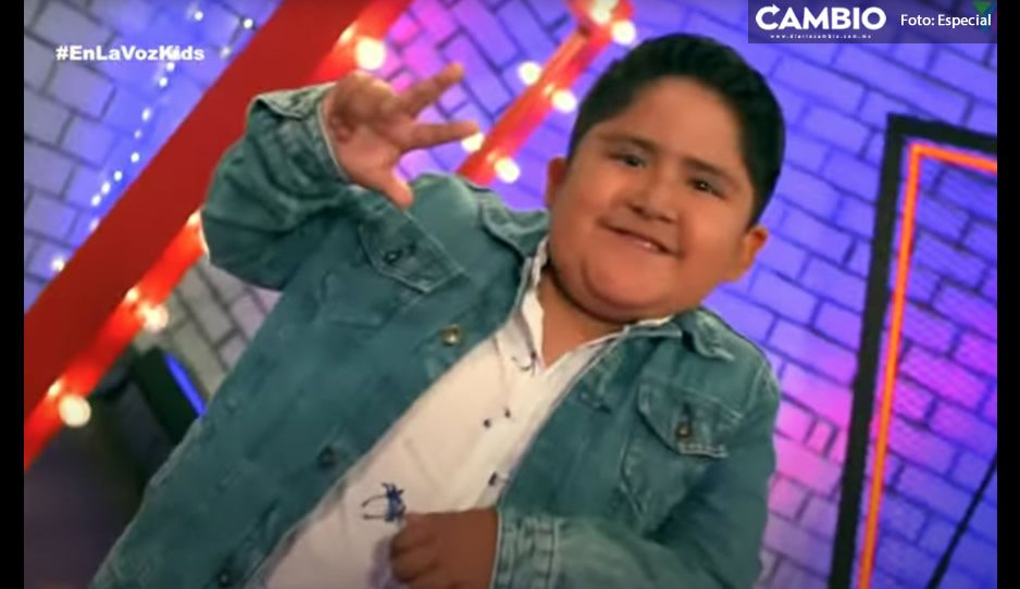 Conoce a Alexis Rodríguez, el niño poblano que conquistó La Voz Kids (VIDEO)