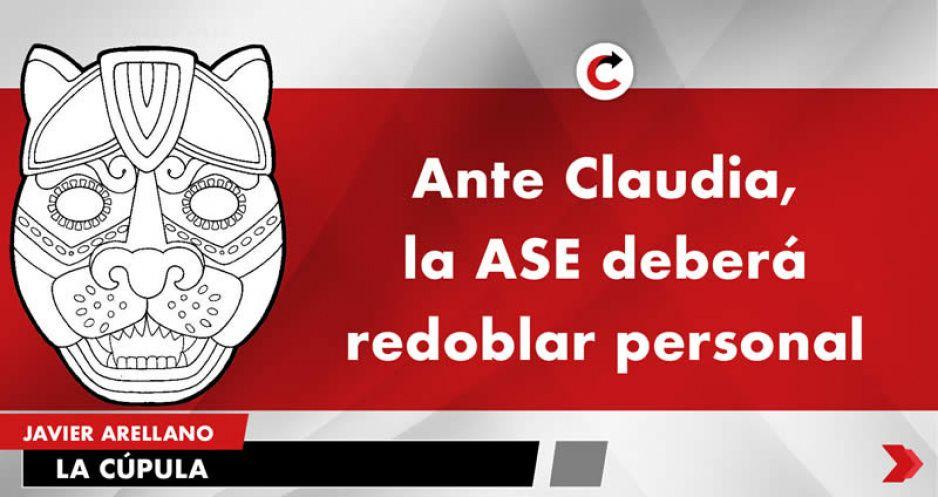 Ante Claudia, la ASE deberá redoblar personal