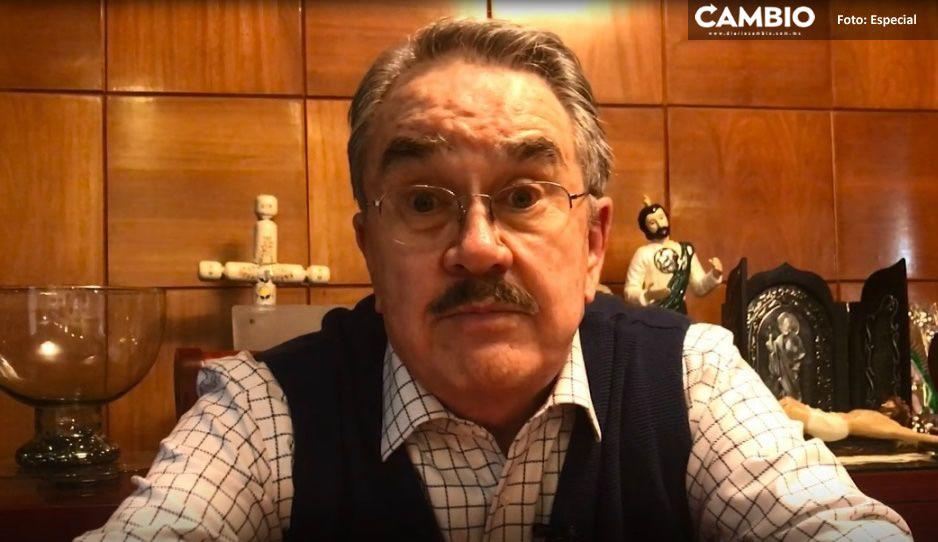 ¡Pedro Sola lo hace otra vez! Llama 'nacos' a jugadores de Pumas, por burlarse de él (VIDEO)