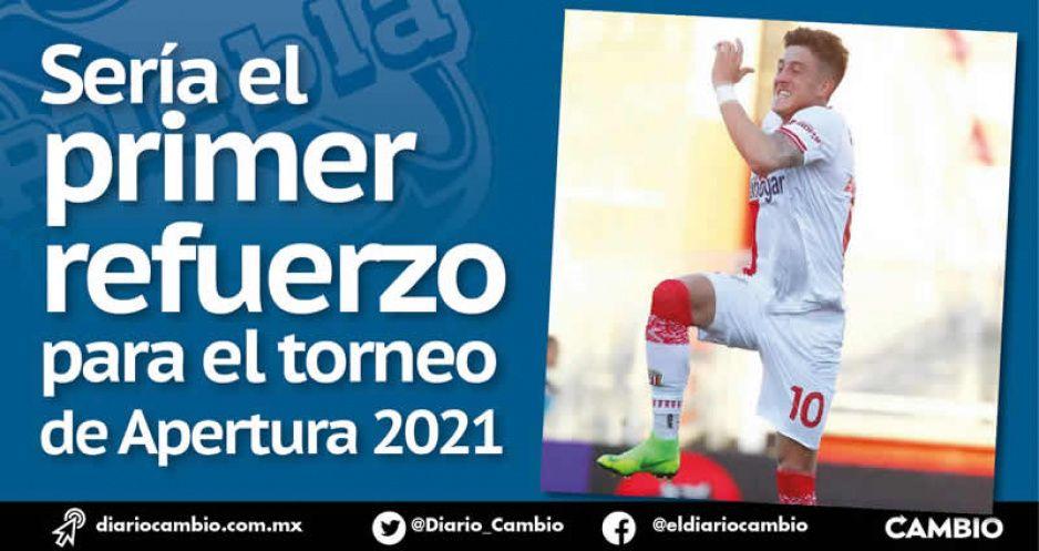 El Club Puebla pone los ojos en el volante Pablo Parra; jugó con la selección de Chile