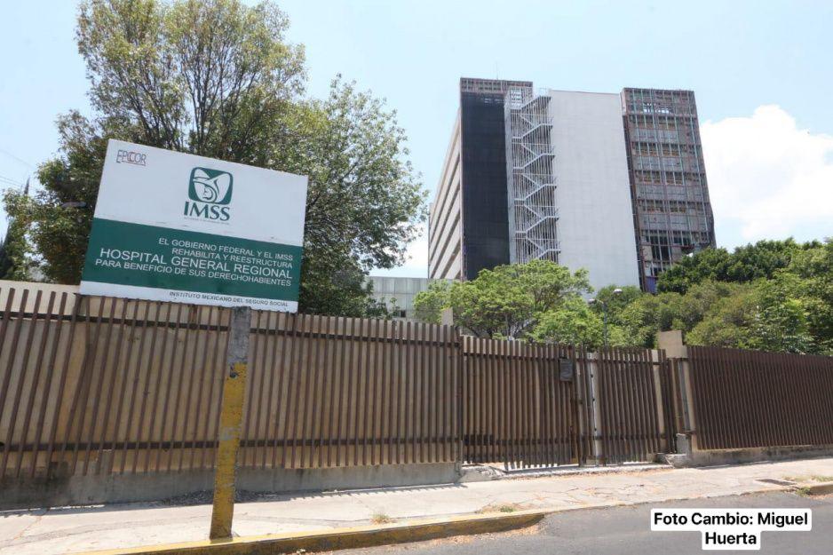 Hospital San Alejandro será demolido en 6 meses por empresa contratada por la Sedena