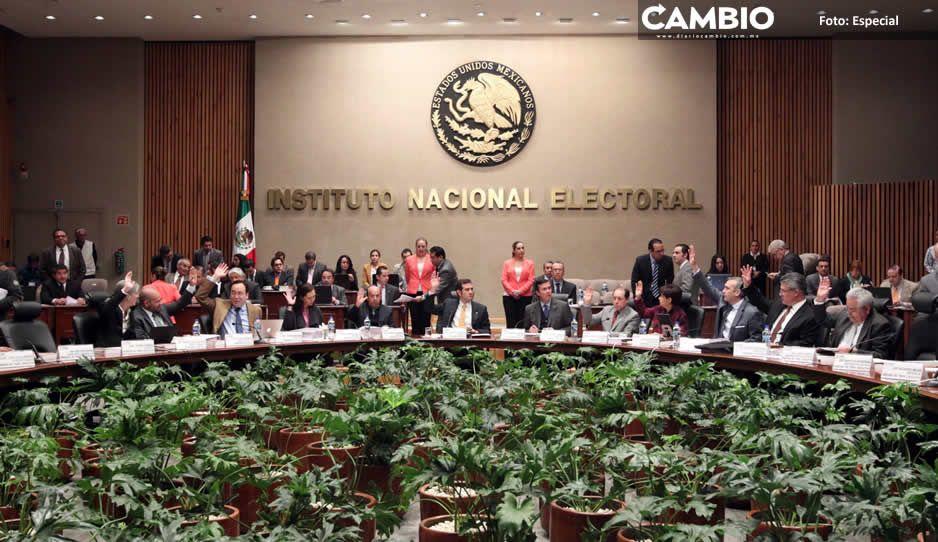 Van diez denuncias por actos anticipados de campaña y por violencia política de género: INE