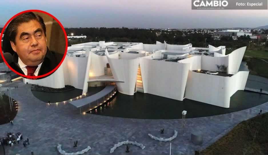 Museo Barroco cuesta a Puebla 35 millones de pesos mensuales (VIDEO)
