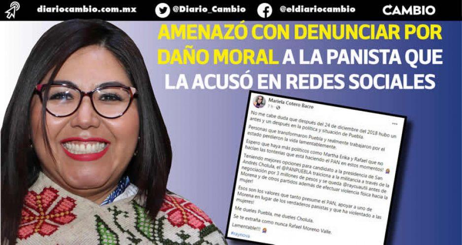 Sacude al PAN escándalo por venta de candidaturas: San Andrés y Tehuacán en la mira