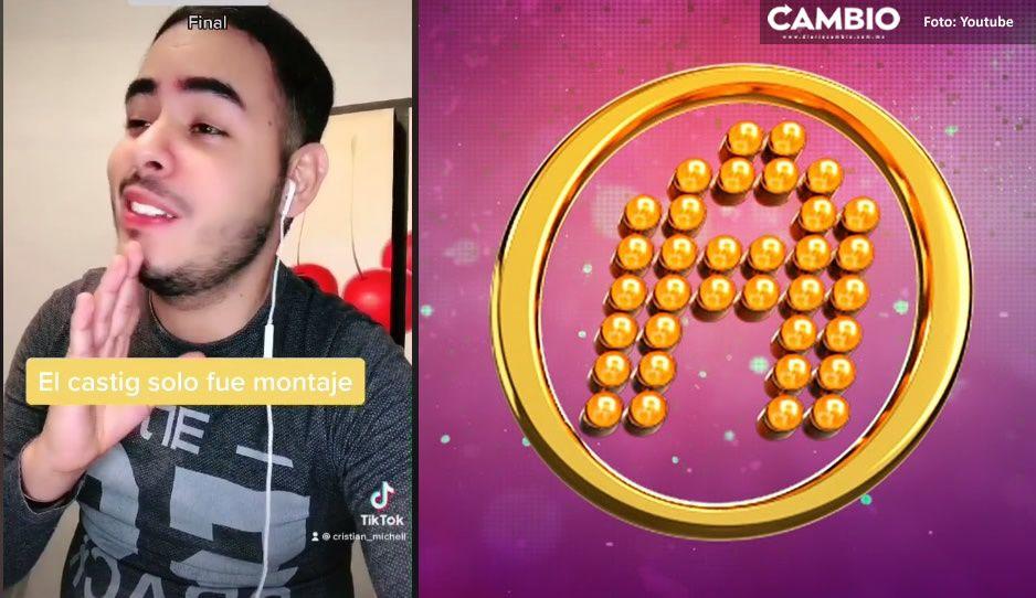 Tiktoker Cristian Michell narra el fraude que vivió en La Academia (VIDEO)