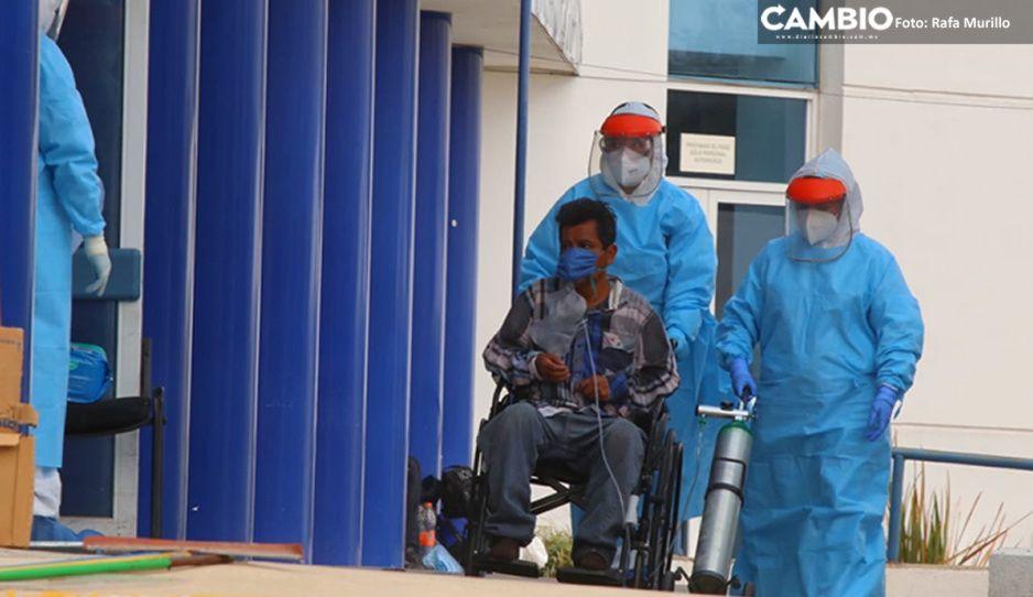 Récord de contagios en Puebla: 748 casos en menos de 24 horas durante segundo oelada