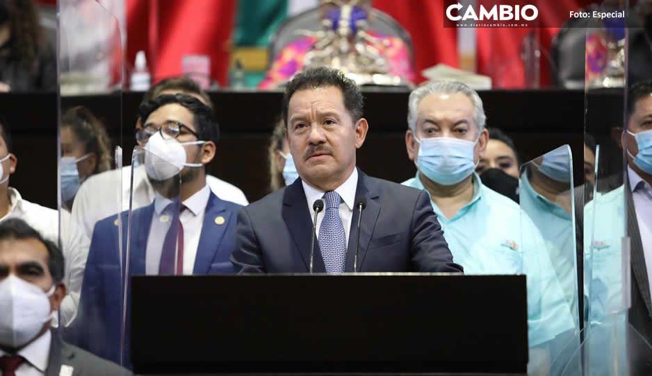 Inicia Nacho Mier batalla por recuperar el sector eléctrico con iniciativa de AMLO