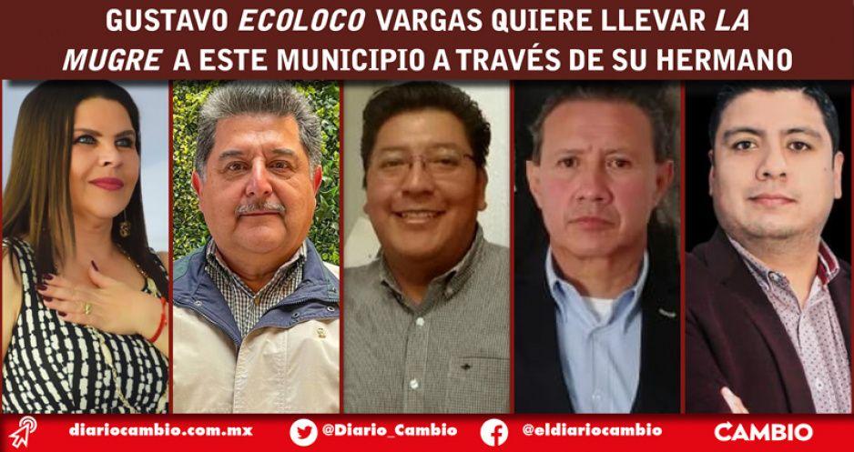 Norma Layón busca la reelección en Morena contra cuatro desconocidos en Texmelucan (FOTOS)