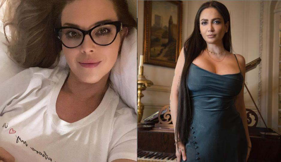 Alicia Machado se desnuda y se come a besos a Celia Lora (VIDEOS)