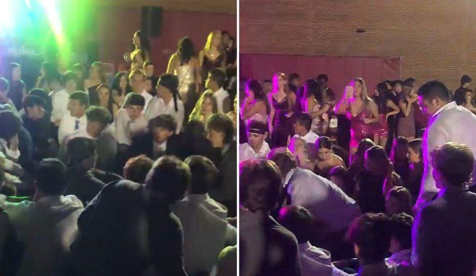 Ya no más Payaso de Rodeo: jóvenes protestan de rodillas para que ya no se baile (VIDEO)