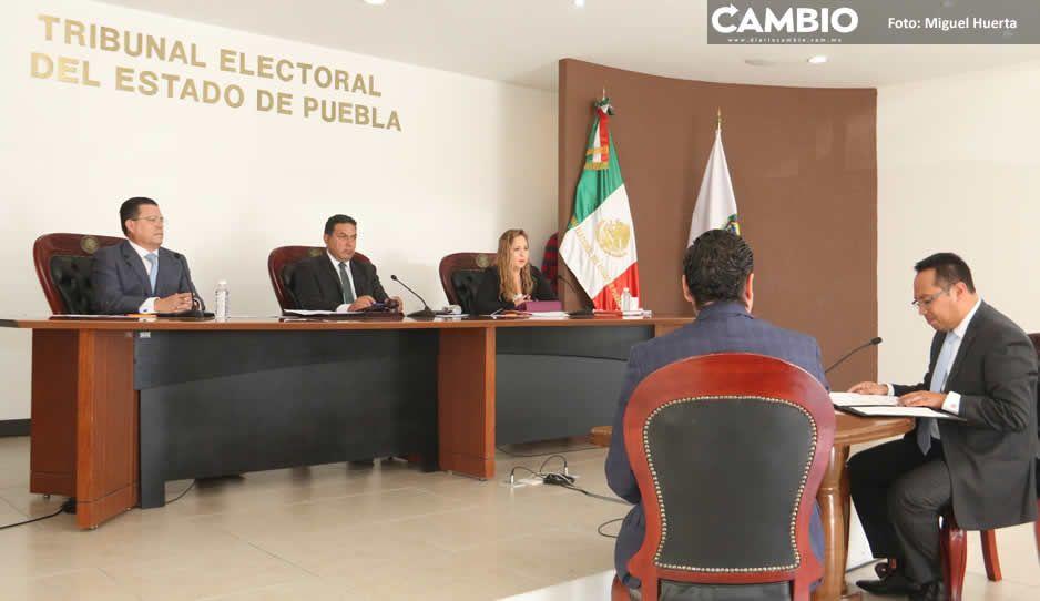TEEP ratifica resultado de las elecciones en estos 12 municipios