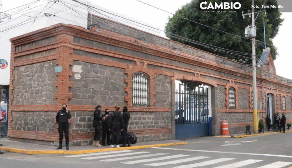 Gobierno licitó siete obras, destacan rehabilitación de la Recta a Cholula y cuartel de la PEP en Analco