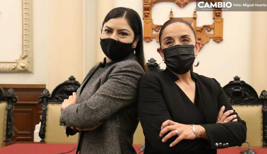 ¡Claudia Rivera ya se fue! Toma protesta Argelia como presidenta municipal suplente de Puebla
