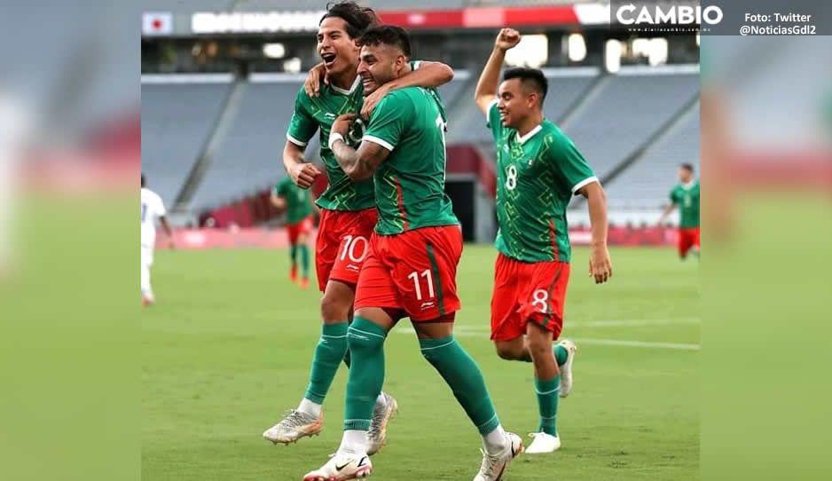 Así fueron los cuatro goles de MÉXICO ante Francia (VIDEO)