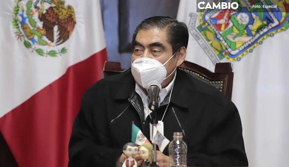 Celebra Barbosa anuncio de AMLO para vacunar a los menores con comorbilidades (VIDEOS)