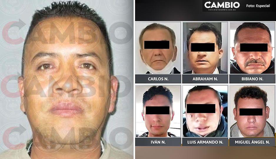 Trasladan al penal de San Miguel a seis funcionarios por fuga de secuestrador en Hospital de Zacatlán