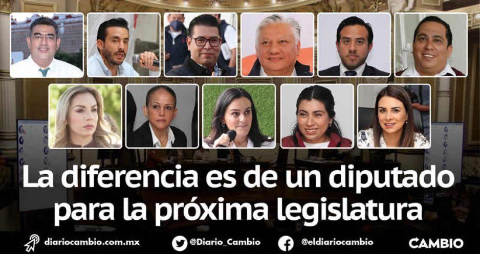 Se alcanza la paridad de género en el Congreso para la próxima legislatura: 20 mujeres y 21 hombres (FOTOS)
