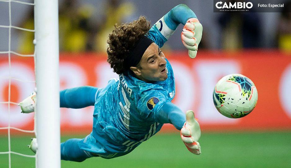 Memo Ochoa acarició la victoria; adivinó los cuatro penales de Brasil, pero no paró ninguno