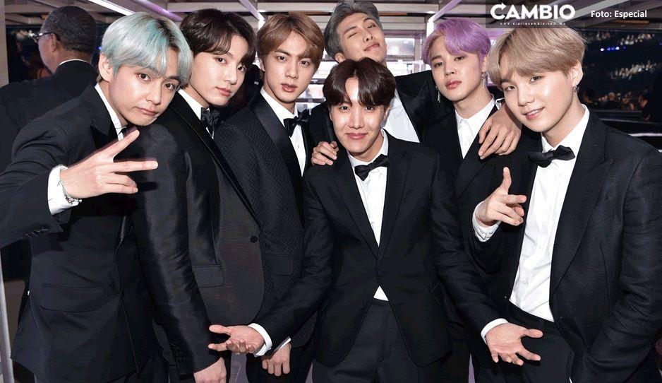 Grupo coreano BTS presenta VIDEO musical en la ONU y se vuelve viral