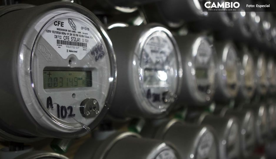 CFE suspenderá servicio de luz en poblaciones de Atlixco y Huaquechula