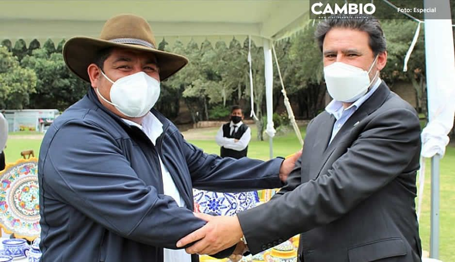 Haras sede del Acuerdo de Hermandad entre Amozoc de Mota y Cusco Perú (FOTOS)