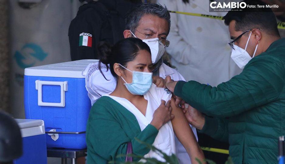 Médicos ya estarán protegidos: llegarán a Puebla 21 mil dosis de vacunas  Pfizer el lunes