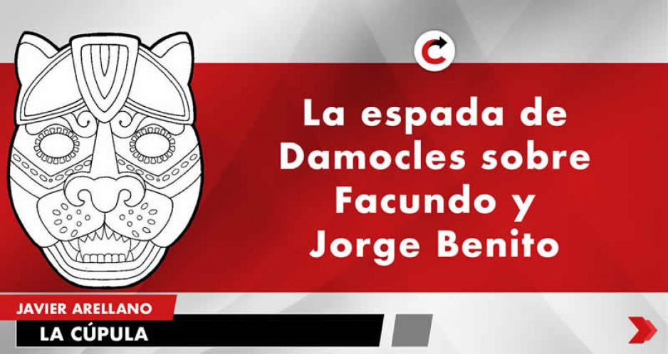 La espada de Damocles sobre Facundo y Jorge Benito