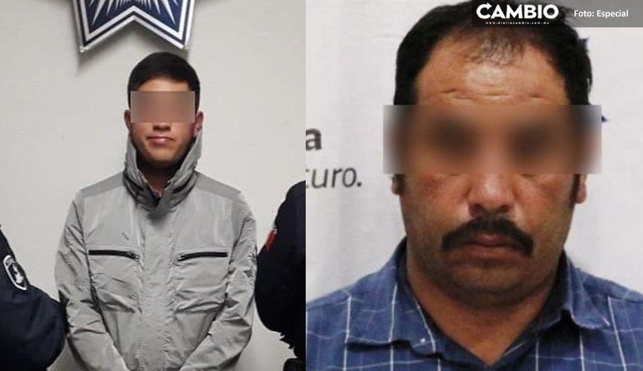 Este es el hijo de El Moco, detenido por huachicolero y narcomenudeo