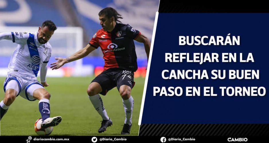Club Puebla se juega el sueño de los poblanos este sábado ante el Atlas