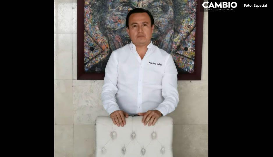 Nacho Mier suspende su gira de agradecimiento en Tecamachalco ante tercera ola COVID (VIDEO)