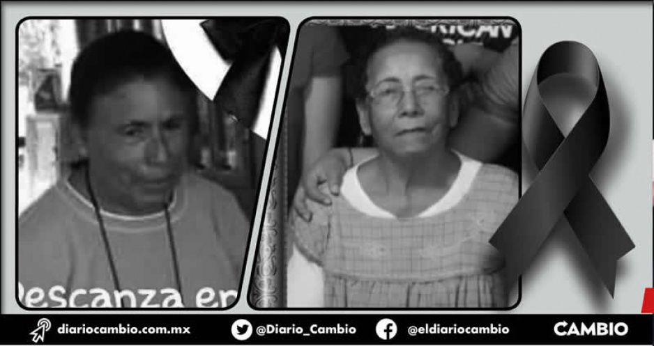 En menos de quince días son asesinadas tres abuelitas en Puebla