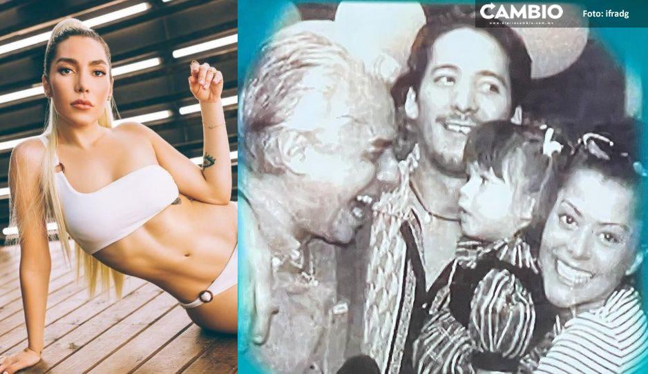 Frida Sofía denunciará ante las autoridades a Enrique Guzmán por abuso sexual