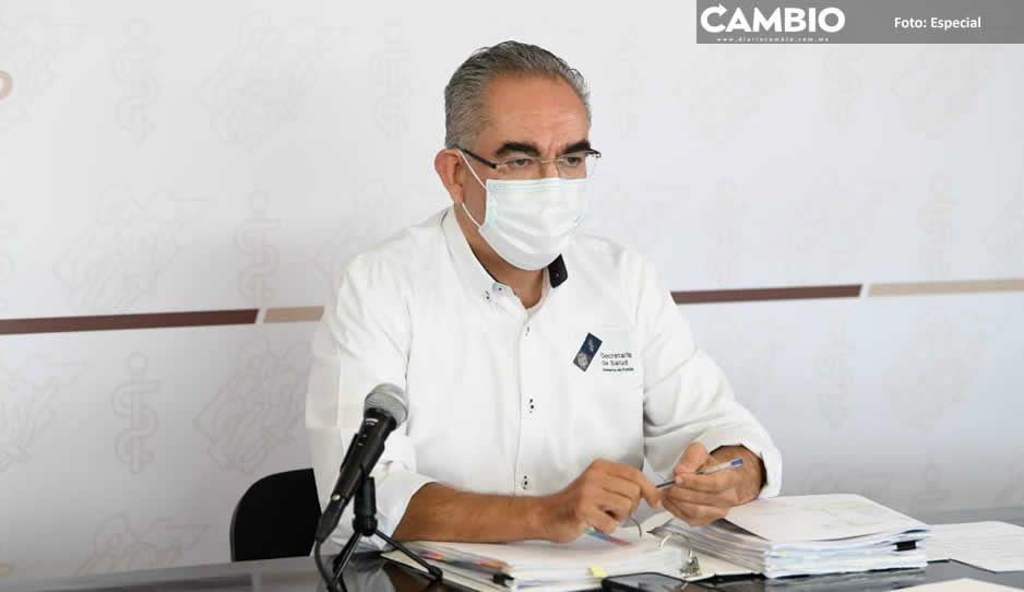 Llegan a Puebla 160 mil vacunas Sputnik V, pero se requieren 350 mil para la capital