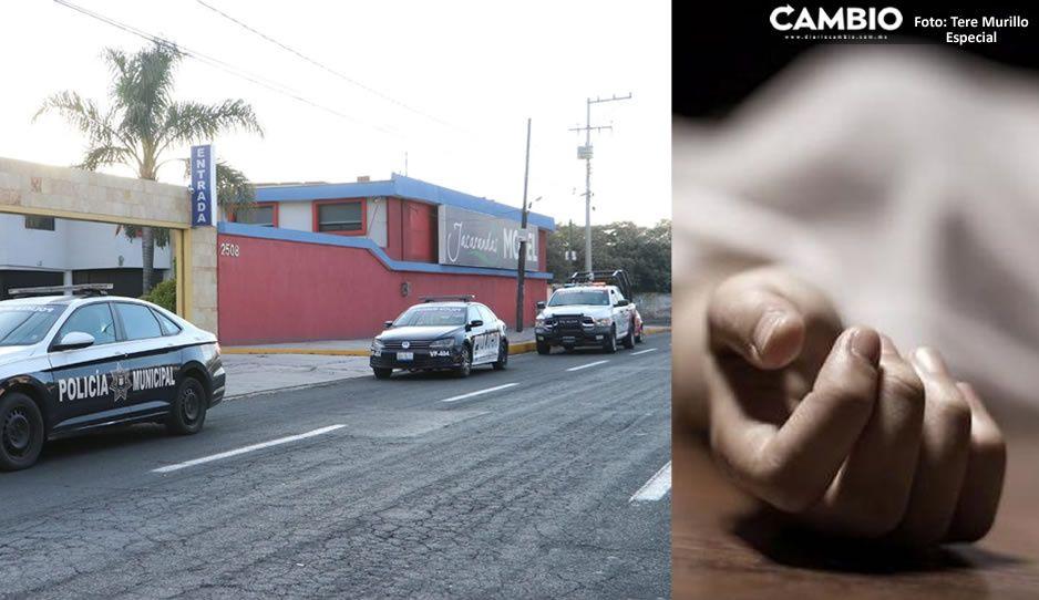 Feminicidio 3: Mujer con un tatuaje de diente de león la asfixiaron hasta matarla en el motel Jacarandas (VIDEO)