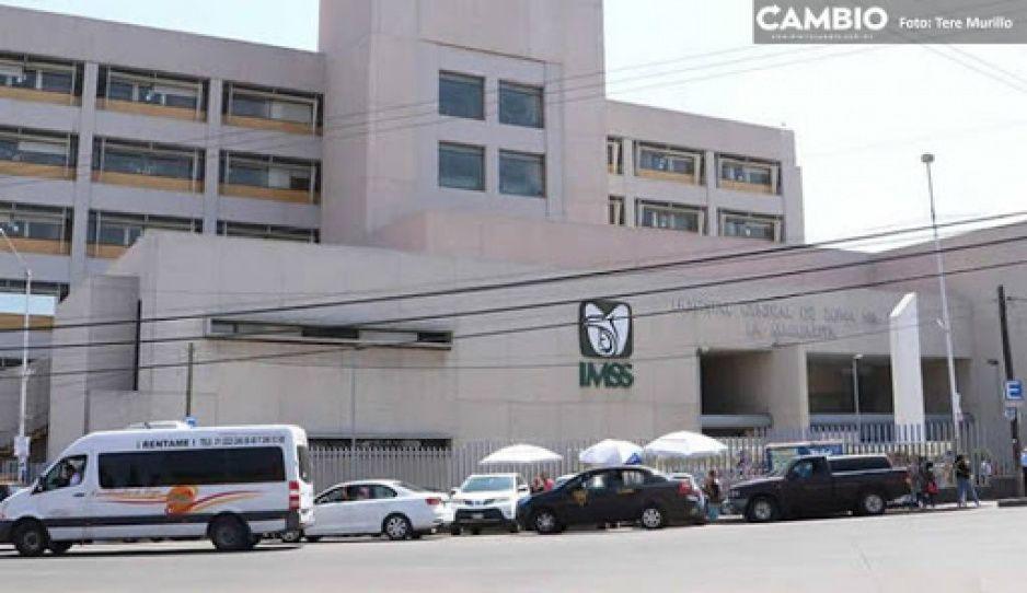 Funerarias libran batalla campal en IMSS La Margarita: los Flores golpean y amenazan a competencia