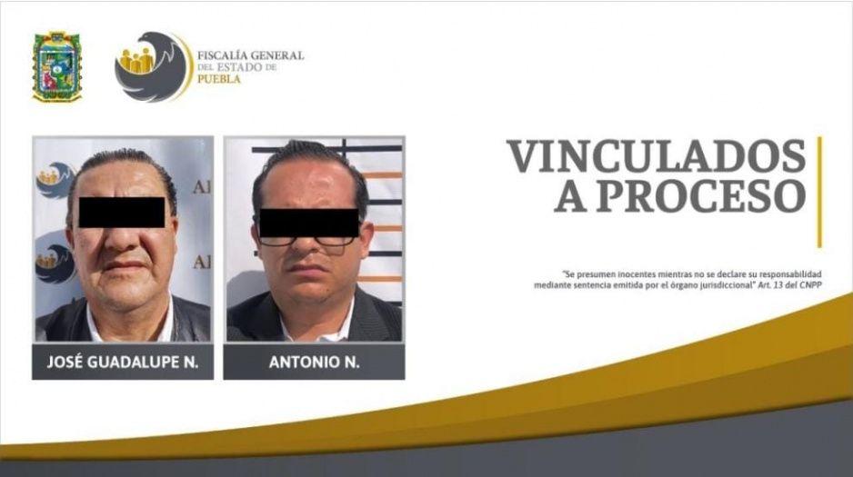 Vinculan a proceso a José Guadalupe y Antonio, exfuncionarios morenovallistas del CAPCEE