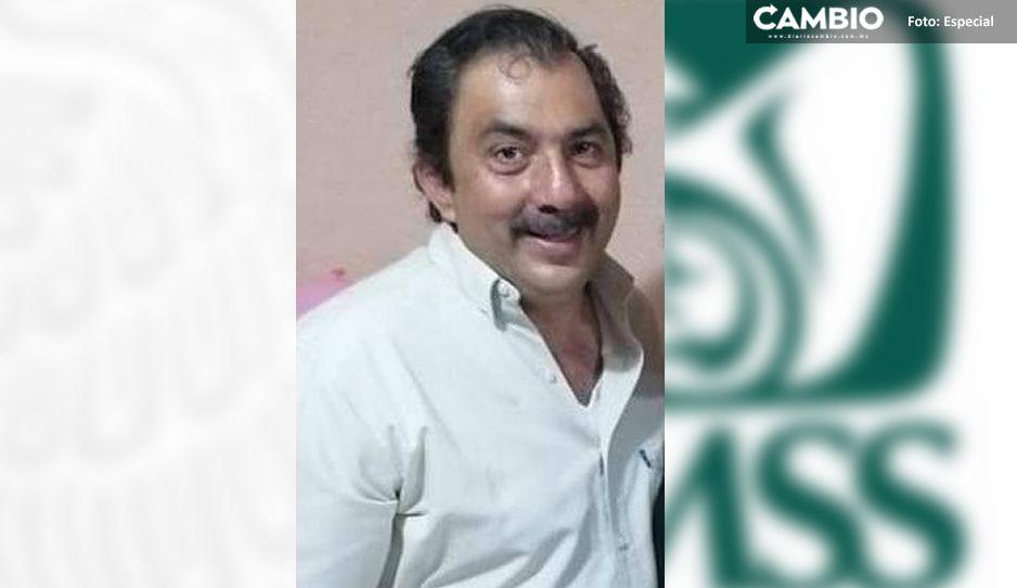 ¡Otro trabajador del IMSS que se lleva el virus! Fallece Chuy Garza, operador de ambulancias (VIDEO)