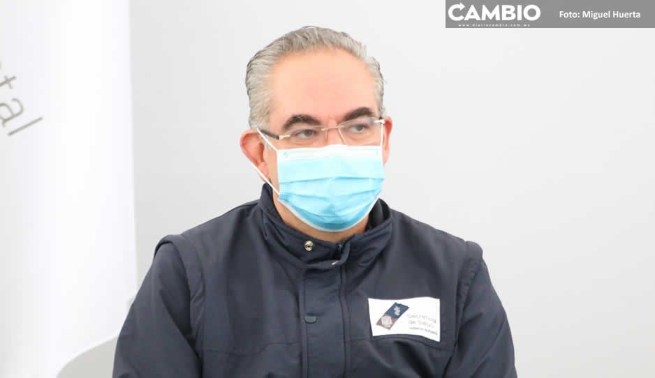 Confirma la SSA que contagios de la tercera oleada de COVID van a la baja (VIDEO)