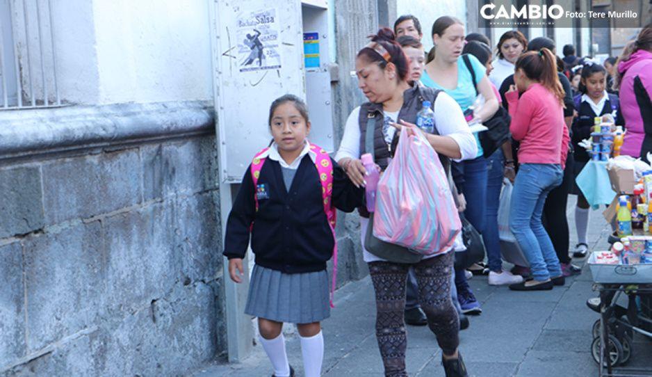Pandemia desaparece a 74 escuelas privadas de Puebla