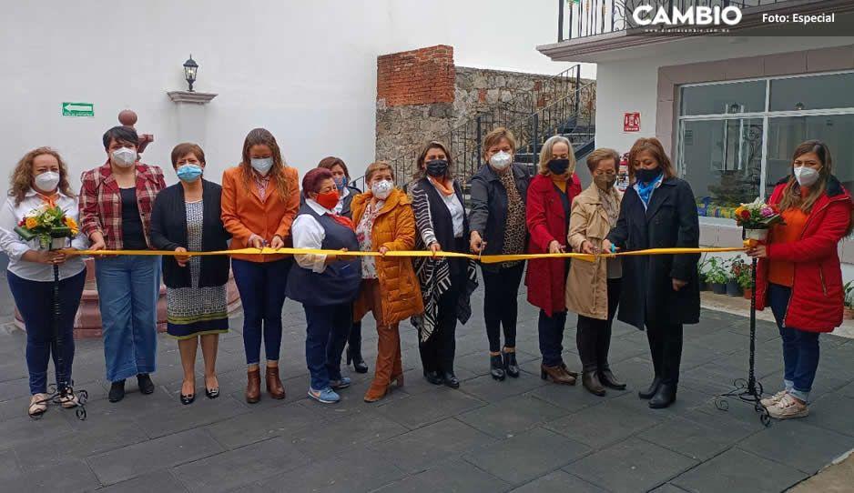 DIF inicia la semana de festejos del Adulto Mayor en Teziutlán