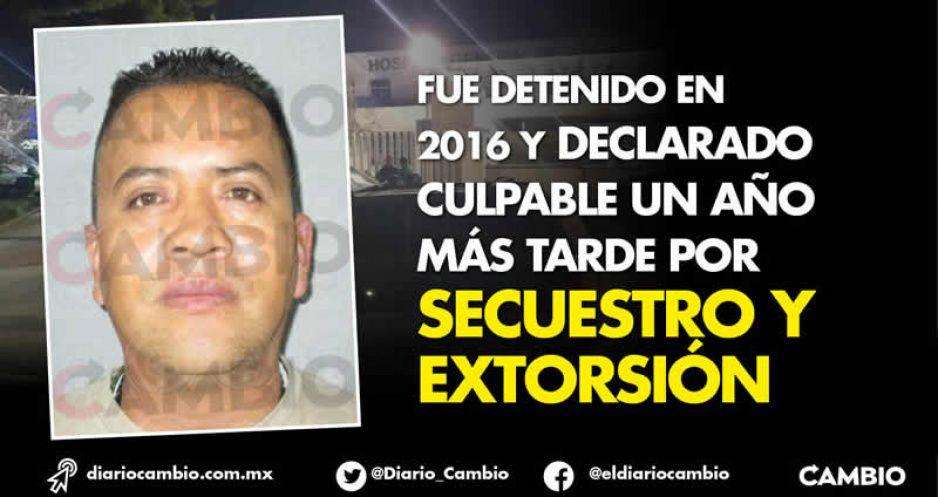 Ángel González, el secuestrador rescatado en Zacatlán, fue sentenciado a 47 años de cárcel (FOTOS Y VIDEOS)
