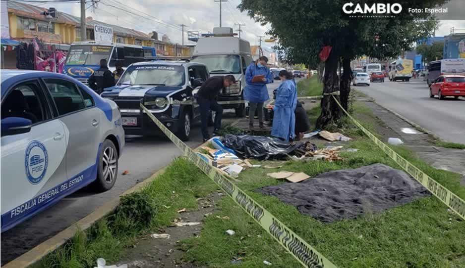 Muere indigente mientras dormía frente a Plaza Los Gallos