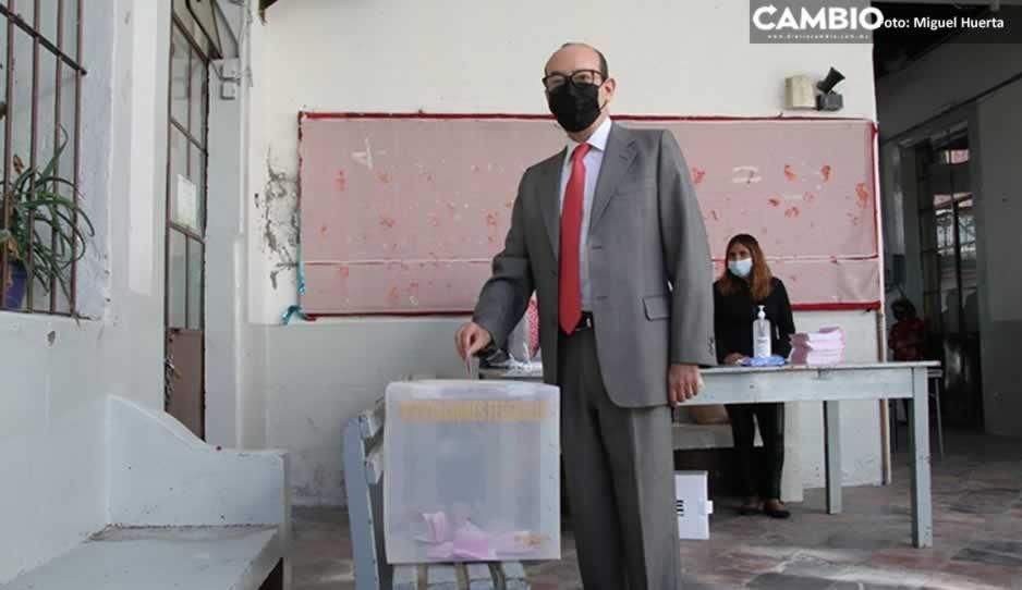 Instaladas 95 % de las casillas para la consulta popular en Puebla