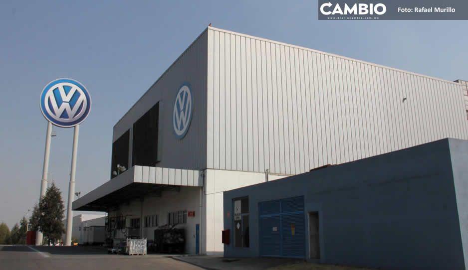 En total incertidumbre trabajadores de 30 proveedoras por paro técnico de VW