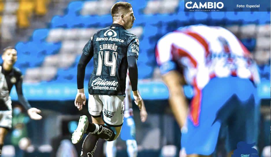 Debut agridulce de Larcamón,  Chivas rescata empate ante Puebla (VIDEO)