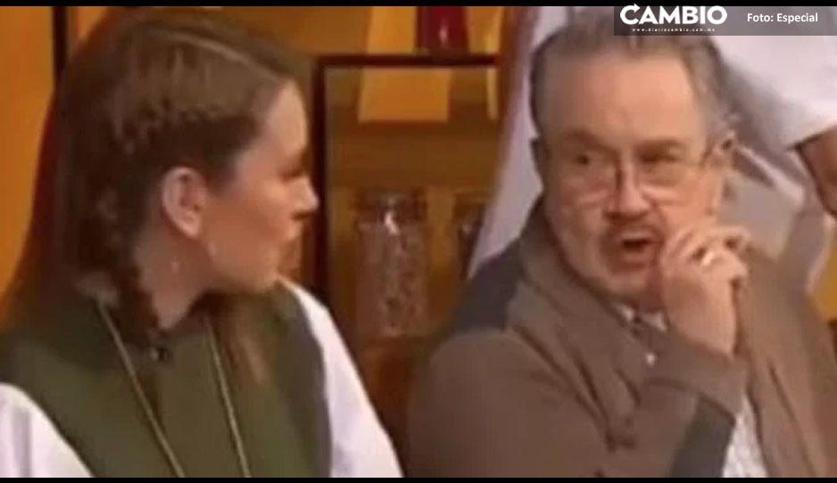 ¡Mamona¡ Así se expresó Pedro Sola de Linet Puente en pleno programa (VIDEO)