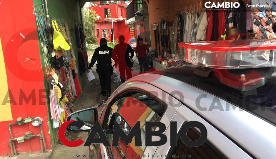 En pleno 14 de febrero; joven universitario se quita la vida en Xicotepec