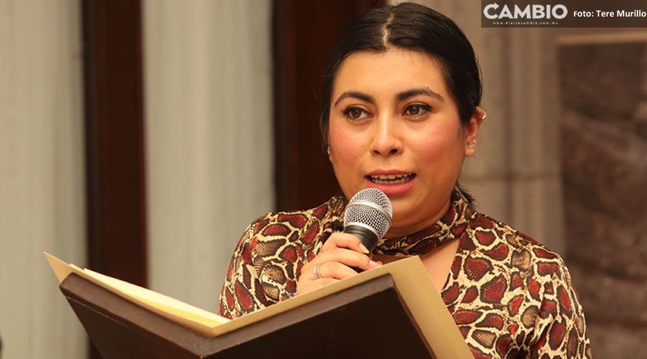 Oficial: Nora Merino es electa coordinadora de la bancada de Morena en el Congreso