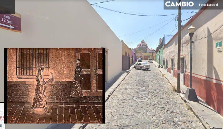 La escalofriante historia del callejón del muerto en Puebla (FOTOS)