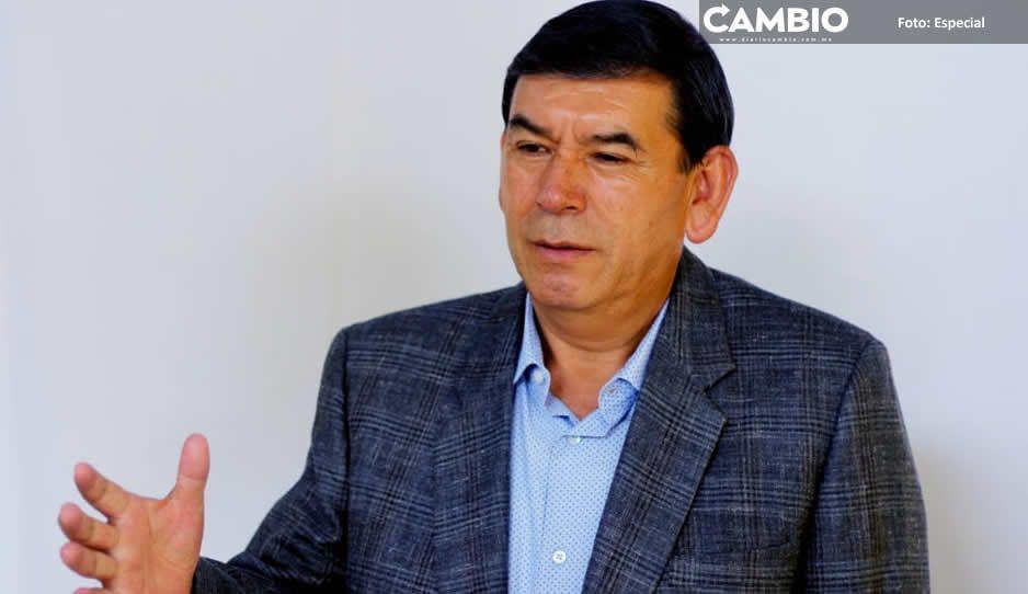 Pedro Tepole critica a Artemio Caballero por dejar pocos recursos en las arcas de Tehuacán